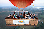 20100802 August 02 Cairns Hot Air Ballooning