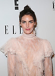Model Hilary Rhoda Attends E!, ELLE & IMG KICK-OFF NYFW: THE SHOWS WITH EXCLUSIVE CELEBRATION HELD AT SANTINA IN THE MEAT PACKING DISTRICT