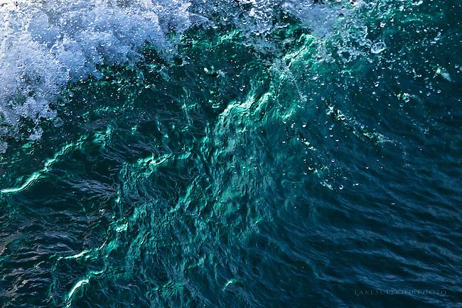 Aquamarine Lake Superior