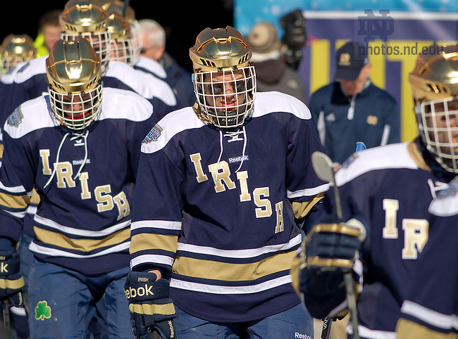 Image result for notre dame hockey uniforms