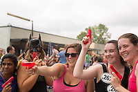 Point 262 run at Fullsteam Brewery in Durham, N.C. on Sunday, June 22, 2014. (Justin Cook)