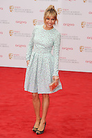 UK: BAFTA TV Awards 2013 Arrivals