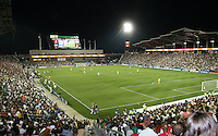 The MLS All-Stars defeated Celtic FC 2-0 in the Sierra Mist MLS All-Star Game at Dick's Sporting Goods Park, Commerce City, Colorado, on July 19, 2007.