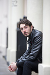 May0067534 . Daily Telegraph<br /> <br /> <br /> ** CANNOT BE SYNDICATED **<br /> <br /> Features<br /> <br /> Peckham born actor Blake Harrison of Inbetweeners fame who is to play Pike in the new Dad's Army movie which come out in February . <br /> <br /> London 12 January 2016