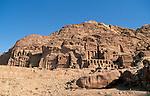 Jordan, Petra. The Royal Tombs&amp;#xA;<br />