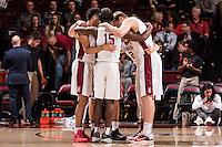 Stanford Basketball M vs Washington, January 14, 2017