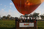 20111031 Monday October 31 Gold Coast Hot Air ballooning