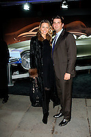 Donald Trump, Jr. and Vanessa Trump  Arriving at Mercedes-Benz Fashion Week, Day 5 NYC<br />