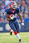4 November 2007: Buffalo Bills cornerback Terrence McGee returns a kick during a game against the Cincinnati Bengals at Ralph Wilson Stadium in Orchard Park, NY. The Bills defeated the Bengals 33-21 in front of a sellout crowd of 70,745...Mandatory Photo Credit: Ed Wolfstein Photo