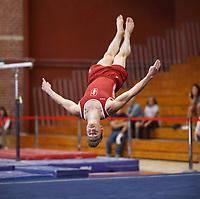 Stanford Gymnastics M vs California, April 1, 2017