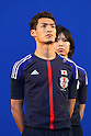 Tomoaki Makino (JPN), DECEMBER 26, 2011 - Football / Soccer : Japan National Team Official Uniform Announcement Press conference at Saitama Super Arena, Saitama, Japan. (Photo by YUTAKA/AFLO SPORT) [1040]