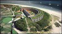 Historic gun battery converted into luxury homes.