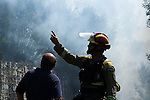 2013-08-29-SPAIN-FOREST FIRE-O ROSAL-PONTEVEDRA