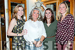 Geraldine Kissane, Tralee celebrating a birthday with daughters  at Bella Bia's on Saturday pictured Ciara Kissane, Geraldine Kissane, Geraldine Kissane and Barbara Commane