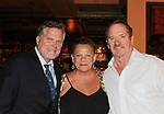Guiding Light's Kim Zimmer and Robert Newman along with All My Children's Tom Wopat and Dukes of Hazard and the Barnies headline Barn Theatre - A Celebration at Feinsteins/54 Below, New York City, New York on April 28. 2017. Barn Theatre is located in Augusta, Michigan.  (Photo by Sue Coflin/Max Photos)