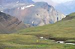 Campsite in Wrangell-St. Elias National Park, Alaska