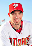 28 February 2010: Washington Nationals relief pitcher Sean Burnett poses for his Spring Training photo at Space Coast Stadium in Viera, Florida. Mandatory Credit: Ed Wolfstein Photo