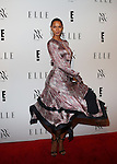 Victoria's Secret Angel Lais Ribeiro Attends E!, ELLE & IMG KICK-OFF NYFW: THE SHOWS WITH EXCLUSIVE CELEBRATION HELD AT SANTINA IN THE MEAT PACKING DISTRICT