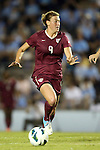 27 September 2012: Florida State's Kassey Kallman. The University of North Carolina Tar Heels played the Florida State University Seminoles at Fetzer Field in Chapel Hill, North Carolina in a 2012 NCAA Division I Women's Soccer game. Florida State won the game 1-0.
