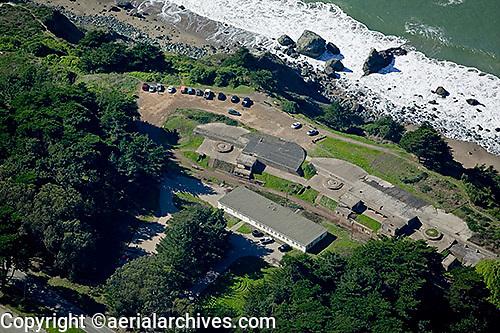 aerial photograph Presidio of San Francisco