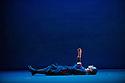 Edinburgh, UK. 16.08.2013. ON BEHALF OF NATURE, by Meredith Monk and Vocal Ensemble, opens at the Lyceum, as part of the Edinburgh International Festival. The ensemble comprises: Ellen Fisher, Sidney Chen, Katie Geissinger, Bohdan Hilash, John Hollenbeck, Bruce Rameker, Allison Sniffin and Meredith Monk. Photograph © Jane Hobson.