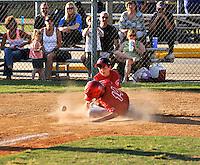 Baseball game in Bartlett, TN.