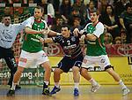 Handball Herren EHF-Pokal 2010/2011, Frisch Auf Goeppingen - HC Metalurg Skopje
