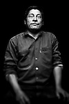 Portrait of latino day laborer.I photographed a group of laborers who congregate daily on Cesar Chavez Boulvard in San Francisco, Calif. looking for employment. A recent study examining the phenomenon of day labor in America found approximately 117,600 workers gathering at 500 sites nationwide, looking for employment. Assembling on busy street corners and in front of home improvement stores, the laborers are mostly men, recently immigrated from Mexico and Central America, who lack legal documentation and need to establish an income in their new surroundings. They work a variety of jobs requiring tedious physical labor in an environment rife with wage theft, hazardous working conditions and improper safety precautions, all for a median hourly wage of $10.<br />
