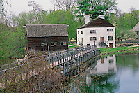 Philipsburg Manor is a historic house, water mill, in Sleepy Hollow, NY