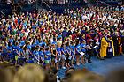 Aug. 27, 2013; 2013 Opening Mass.<br /> <br /> Photo by Matt Cashore/University of Notre Dame