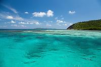 Newfound Bay<br /> Northeast St. John<br /> US Virgin Islands