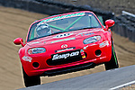 Jonathan Blake in action at Brands Hatch