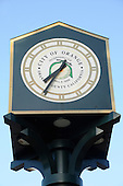 Outdoor large clock