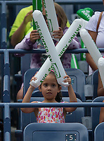 AMBIENCE<br /> The US Open 2014 - Billie Jean King Tennis Centre -  Flushing Meadows - New York - USA -   ATP - ITF - WTA - 2014  - Grand Slam - USA  23rd August 2014. <br /> <br /> &copy; AMN IMAGES