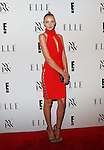 Victoria's Secret Fashion Show Model  Heather Marks ATTENDS E!, ELLE & IMG KICK-OFF NYFW: THE SHOWS WITH EXCLUSIVE CELEBRATION HELD AT SANTINA IN THE MEAT PACKING DISTRICT