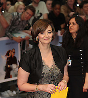Cherie Blair Larry Crowne World Premiere, Westfield Shopping Centre, West London, UK, 06 June 2011:  Contact: Rich@Piqtured.com +44(0)7941 079620 (Picture by Richard Goldschmidt)