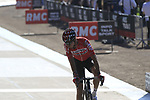 Marcel Sieberg (GER) Lotto-Soudal finishes the 115th edition of the Paris-Roubaix 2017 race running 257km from Compiegne to Roubaix, France. 9th April 2017.<br /> Picture: Eoin Clarke | Cyclefile<br /> <br /> <br /> All photos usage must carry mandatory copyright credit (&copy; Cyclefile | Eoin Clarke)