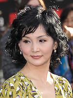 """HOLLYWOOD, LOS ANGELES, CA, USA - MAY 08: Kaho Minami at the Los Angeles Premiere Of Warner Bros. Pictures And Legendary Pictures' """"Godzilla"""" held at Dolby Theatre on May 8, 2014 in Hollywood, Los Angeles, California, United States. (Photo by Xavier Collin/Celebrity Monitor)"""