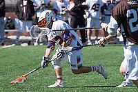 Princeton Lacrosse 2015 Brown