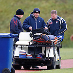 270209 Rangers training