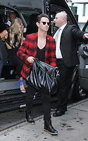 NEW YORK, NY-September 07: Sasha Farber at The Stars of Dancing with Stars Season 23 Press Junket  at Planet Hollywood Time Square in New York. NY September 07, 2016. Credit:RW/MediaPunch