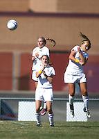 Girls Soccer vs Evansville Memorial 9-17-11