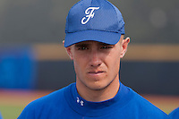 17 August 2007: Pat Carlson is seen during the Good Luck Beijing International baseball tournament (olympic test event) at the Wukesong Baseball Field in Beijing, China.