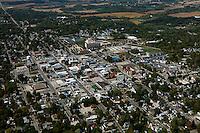 aerial photograph Newton, Iowa