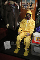 Wardrobe from &quot;Breaking Bad&quot;<br /> at the Celebration of Entertainment Awards Exhibit Opening, The Hollywood Museum, Hollywood, CA 02-19-14<br /> David Edwards/Dailyceleb.com 818-249-4998