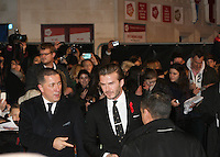 The Class of 92 World Premiere London