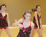 Deborah Kaye School of Dance students rehearse on Wednesday, July 21, 2010 in Oxford, Miss. The dancers will be featured performers on a Carnival Cruise next week.