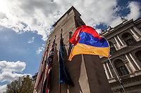 18.04.2015 - 100th Anniversary of the Armenian Genocide in London