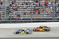 30 March - 1 April, 2012, Martinsville, Virginia USA.Jimmie Johnson, Jeff Gordon.(c)2012, Scott LePage.LAT Photo USA