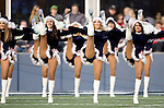 Seattle Seagals perform before start of the Seattle Seahawks game against the San Francisco 49ers at  CenturyLink Field in Seattle, Washington on December 24, 2011.  The 49ers came from behind to beat the Seahawks 19-17. ©2011 Jim Bryant Photo. All Rights Reserved.